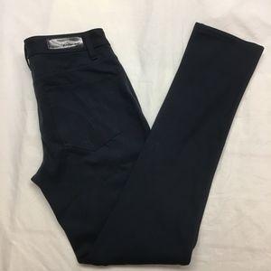 Calvin Klein Navy Blue Stretch Jeans Size 6